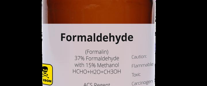 Formaldehyd cichy zabójca.